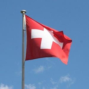 Schweizerfahnen