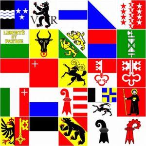 Kantonsfahnen